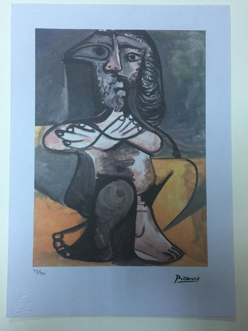 Pablo Picasso (After)