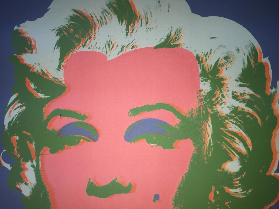 Andy Warhol (after) - 2
