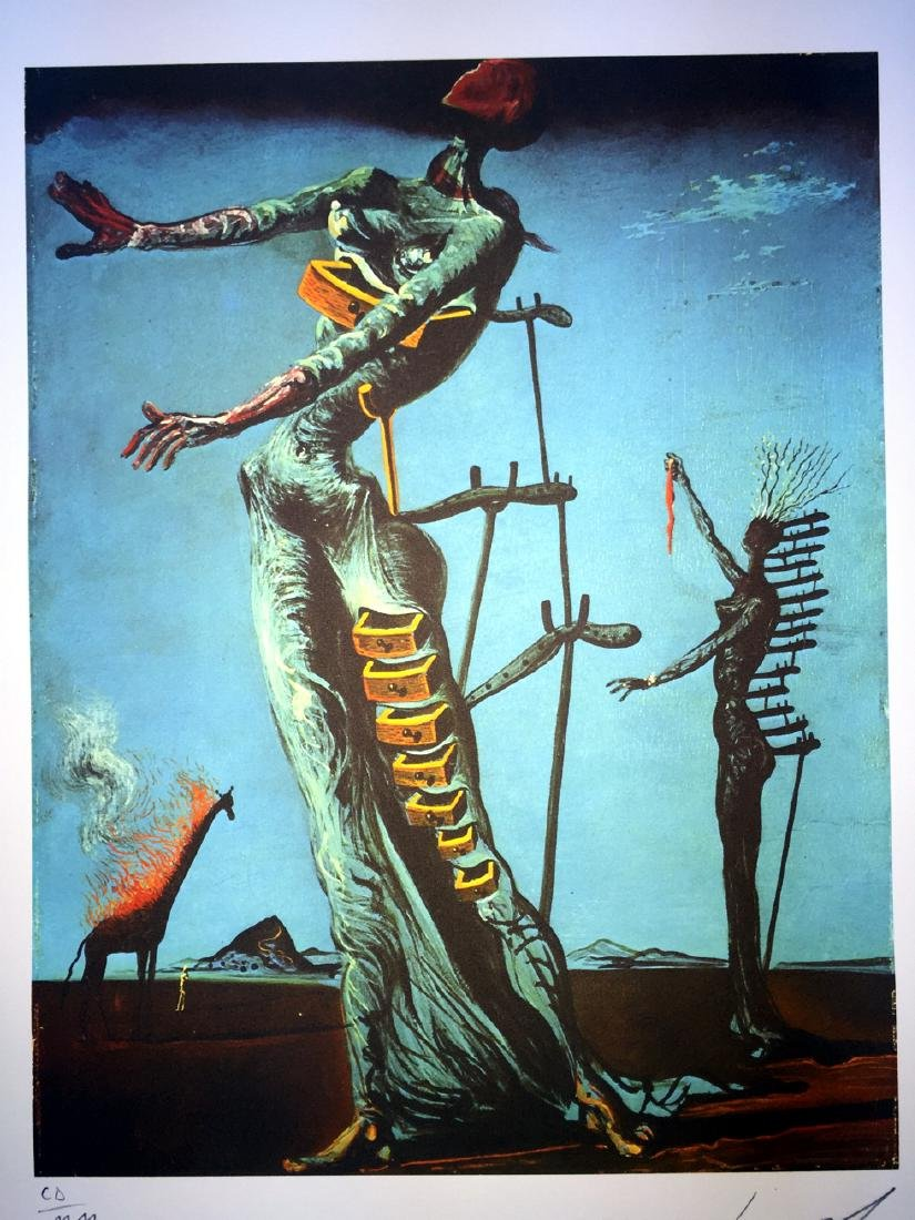 Salvador Dali (After) - 2