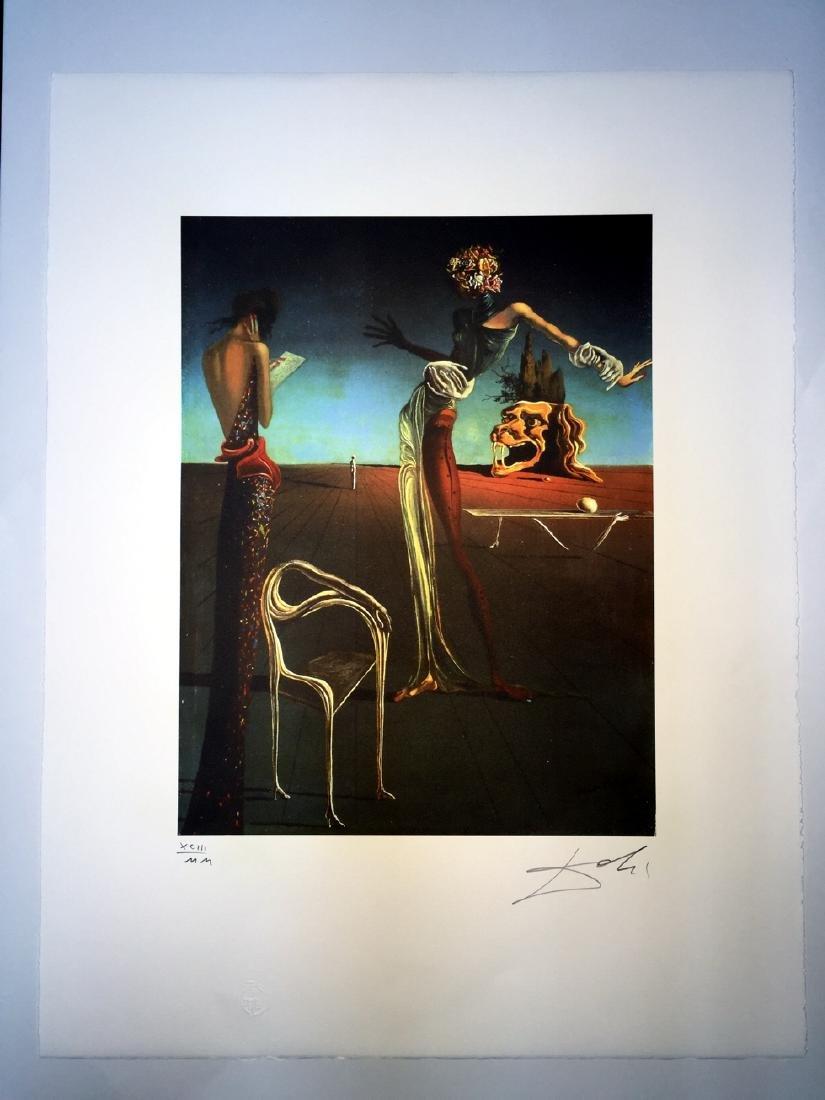 Salvador Dali (After)