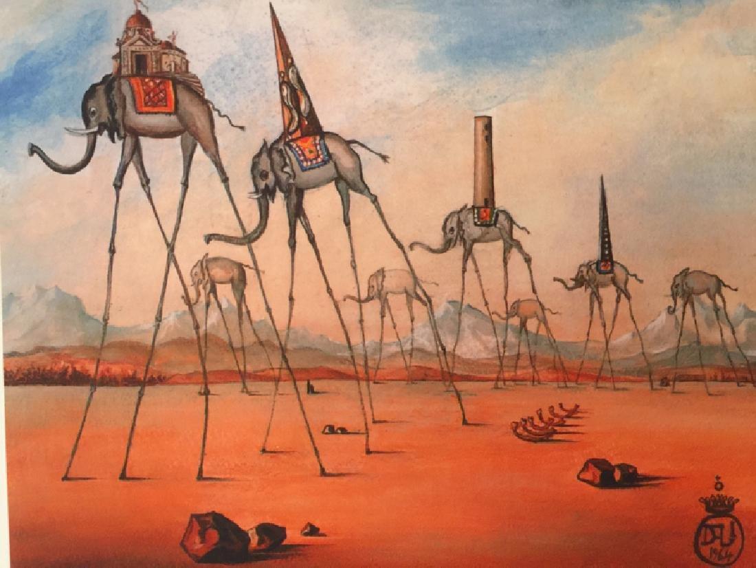 Salvador Dali (After) - 2
