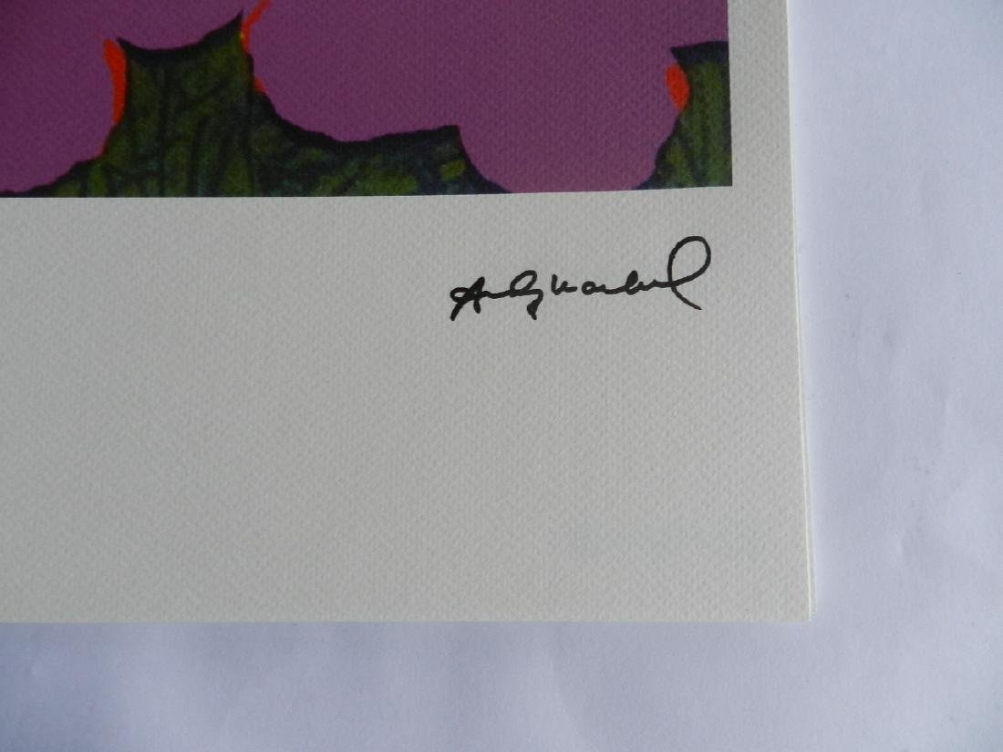 Andy Warhol (after) - 6