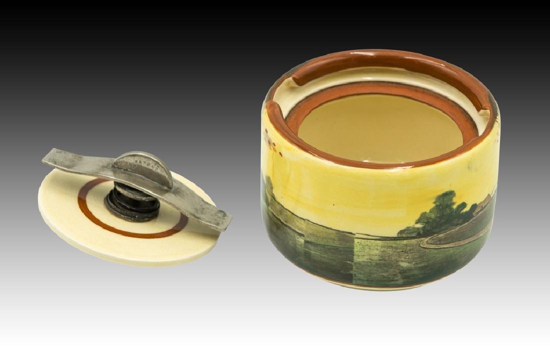 3 Royal Doulton Seriesware Tobacco Jars - 4