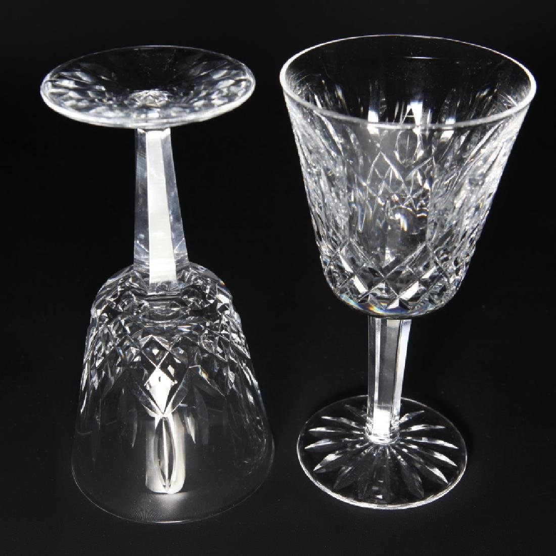 Set of 12 Waterford Lismore Wine Glasses - 3
