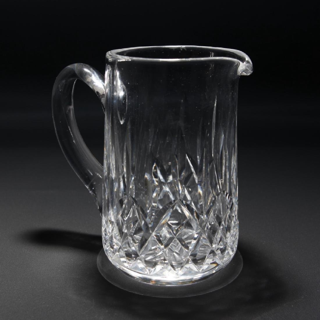 Waterford Lismore Water Pitcher