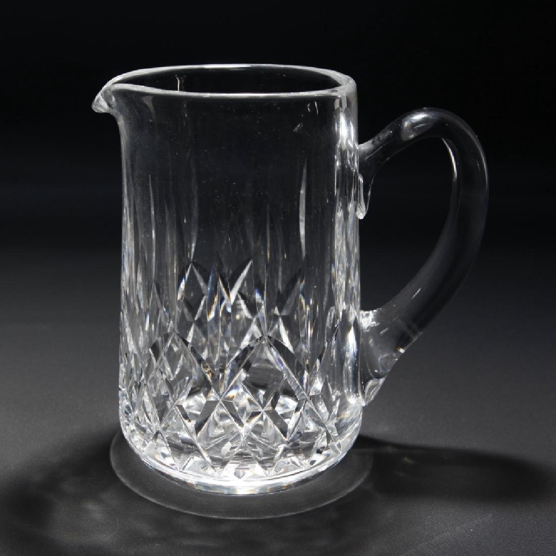 Waterford Lismore Water Pitcher - 2