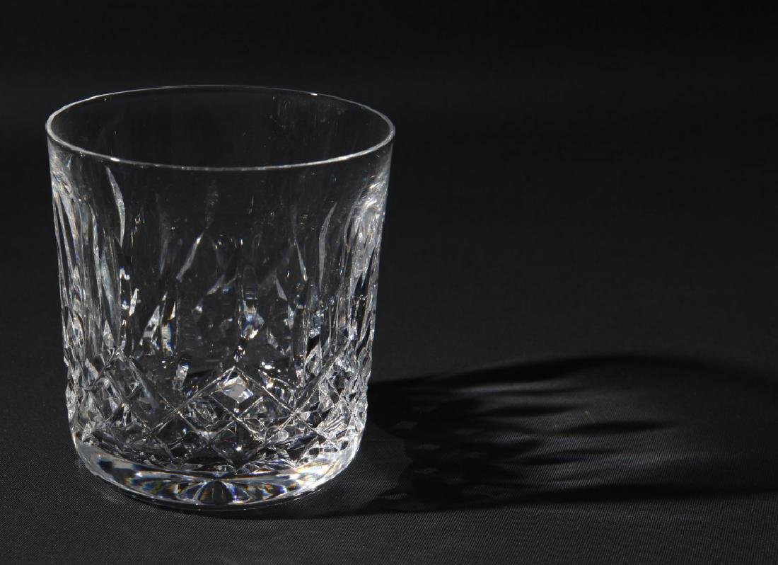 Set of 12 Waterford Lismore Old Fashion Glasses