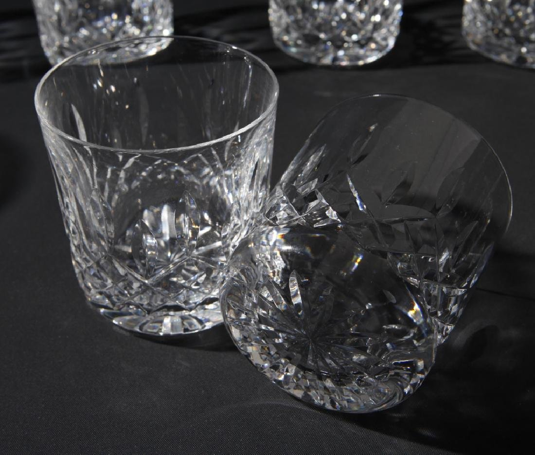 Set of 12 Waterford Lismore Old Fashion Glasses - 4