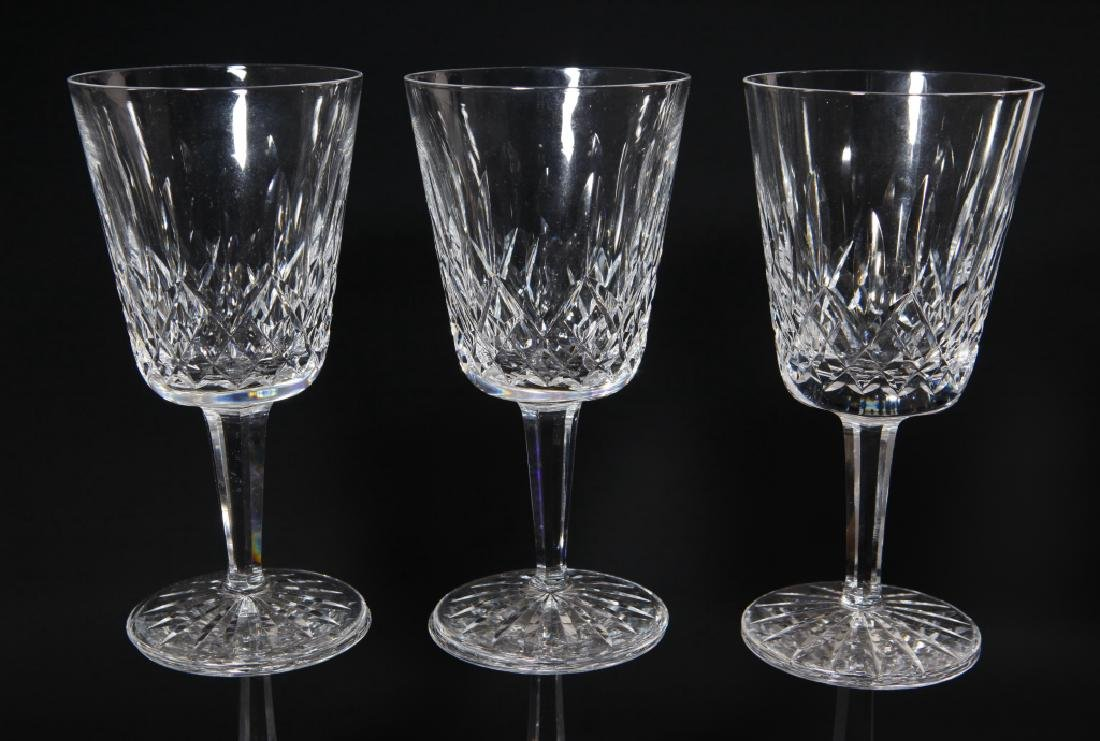 Set of 12 Waterford Lismore Water Goblets - 4