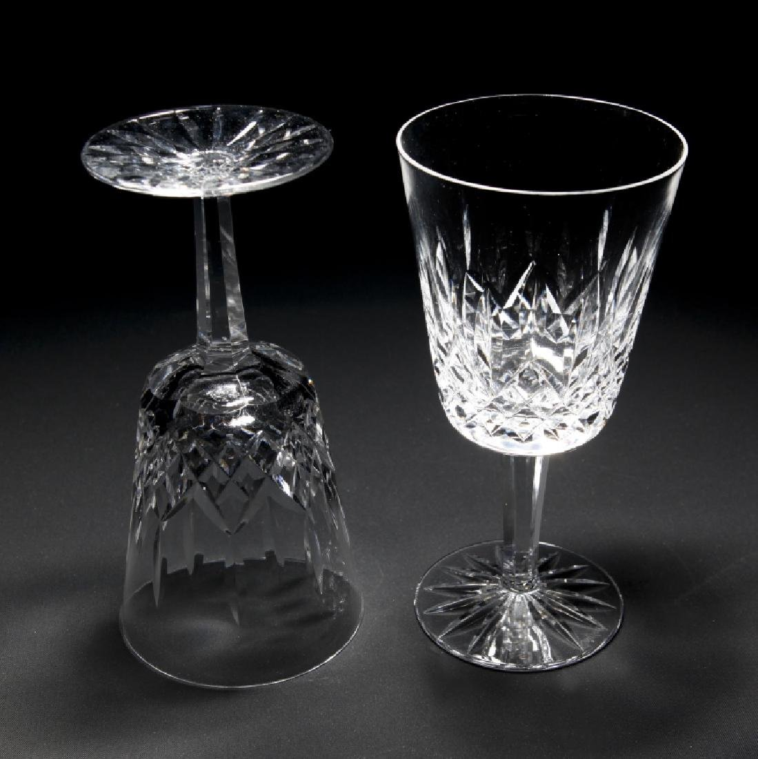 Set of 12 Waterford Lismore Water Goblets - 5