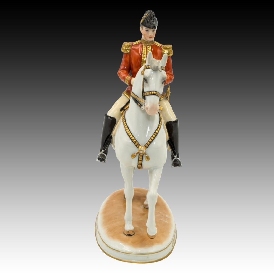 2 Figurines Napoleon and Ticouette - 2