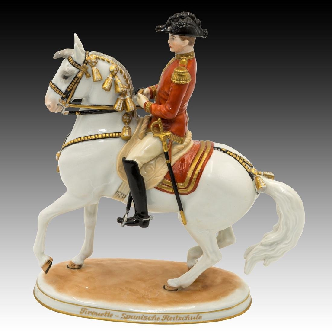 2 Figurines Napoleon and Ticouette - 3