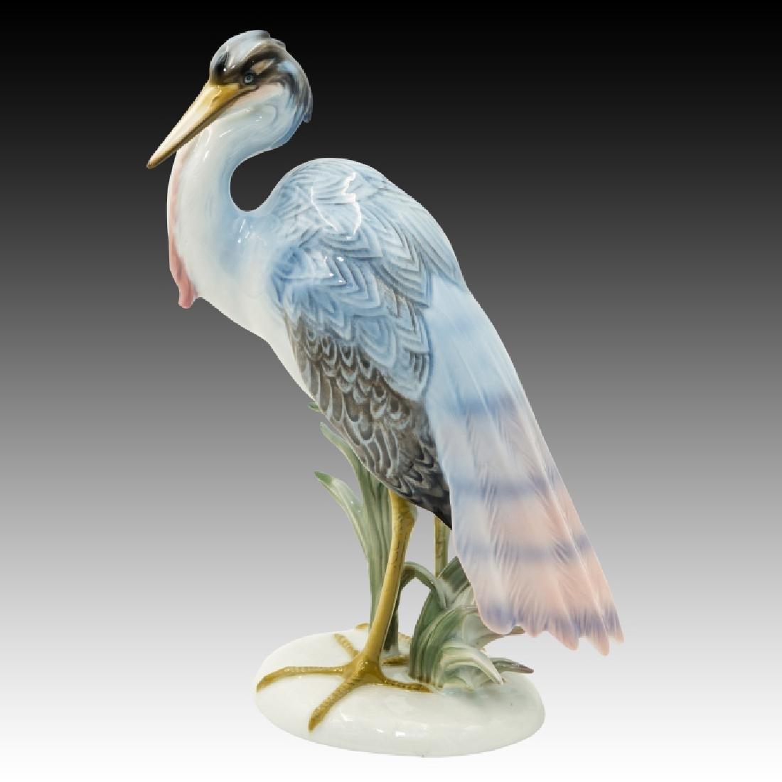 Rosenthal Large Heron Figurine