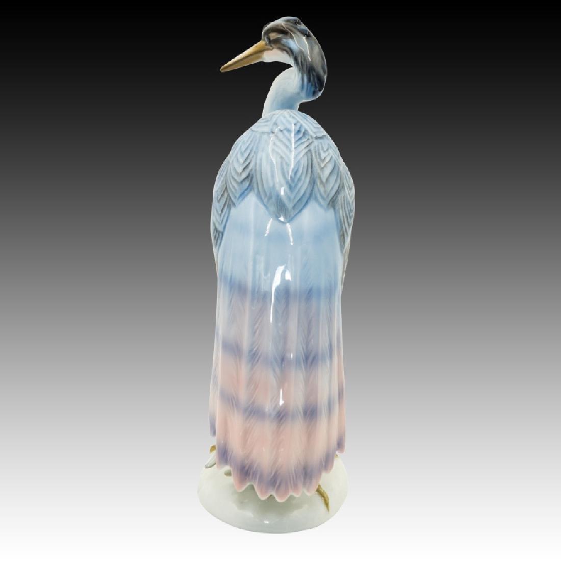 Rosenthal Large Heron Figurine - 2