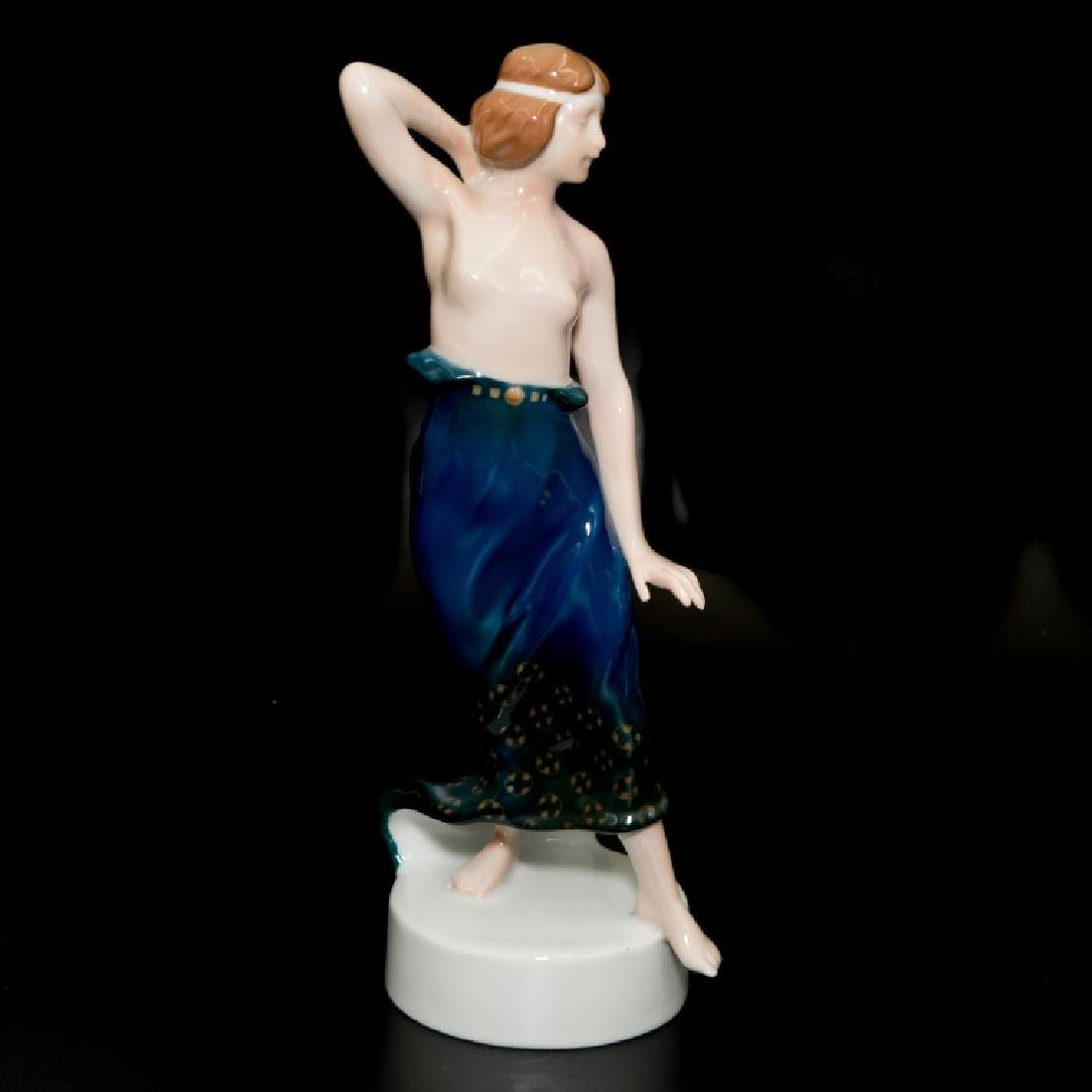 Rosenthal Semi Nude Girl Dancer