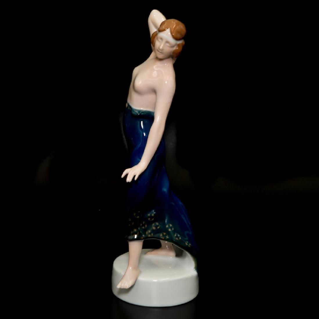 Rosenthal Semi Nude Girl Dancer - 2
