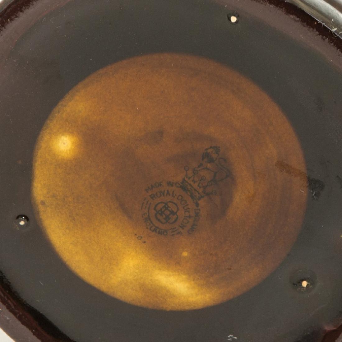Royal Doulton Kingsware Huntsman Toby Jug - 3
