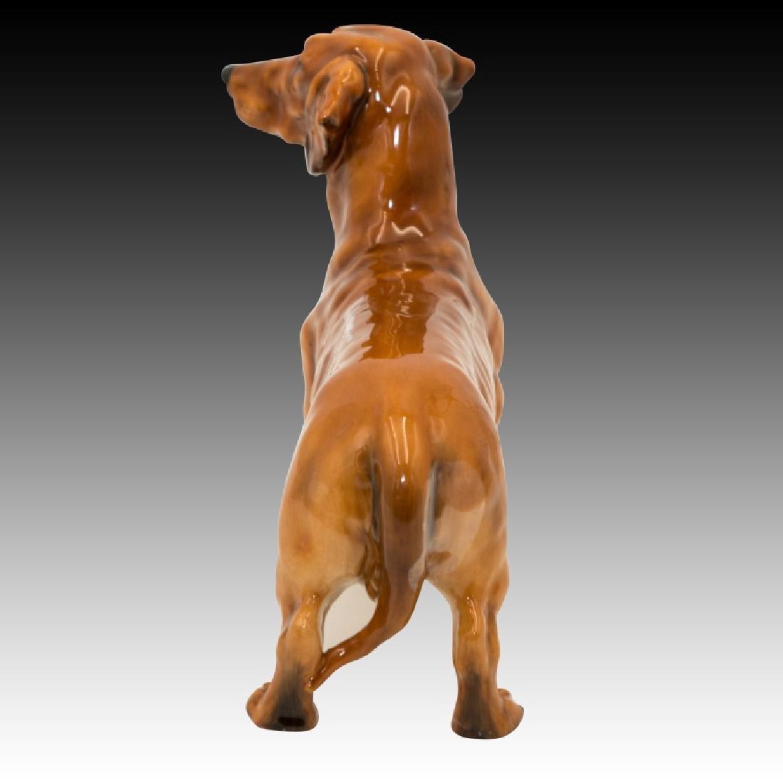 Royal Doulton Dachshund Standing Dog HN1139 - 2