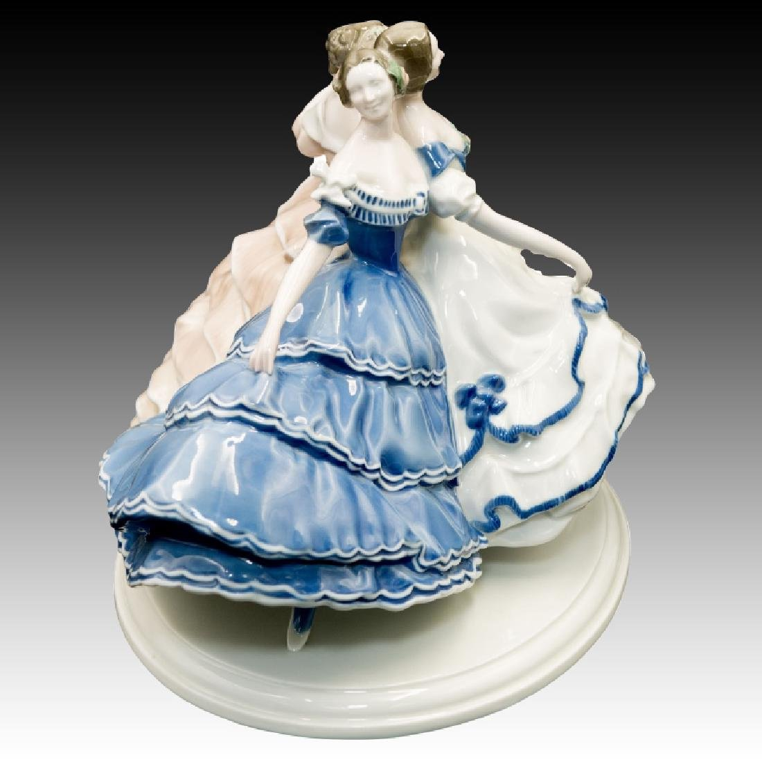 Rosenthal Figure Dance Lust - 2
