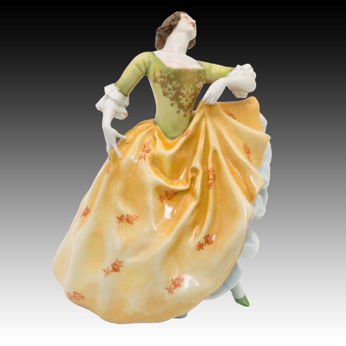 Rosenthal Rococo Figure of Girl Dancing