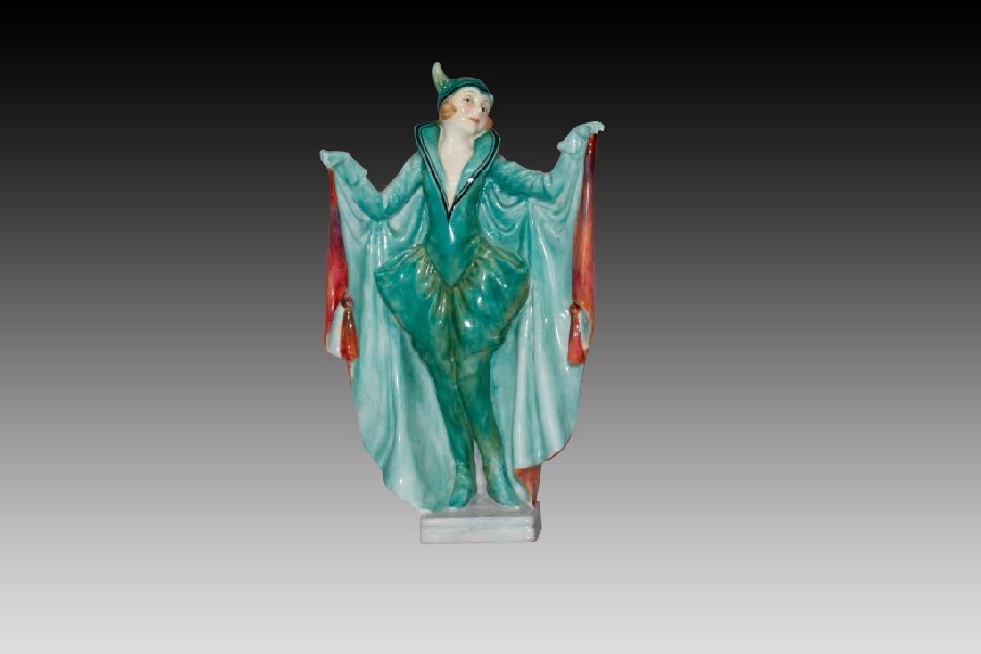 Royal Doulton Figure Marietta HN1699