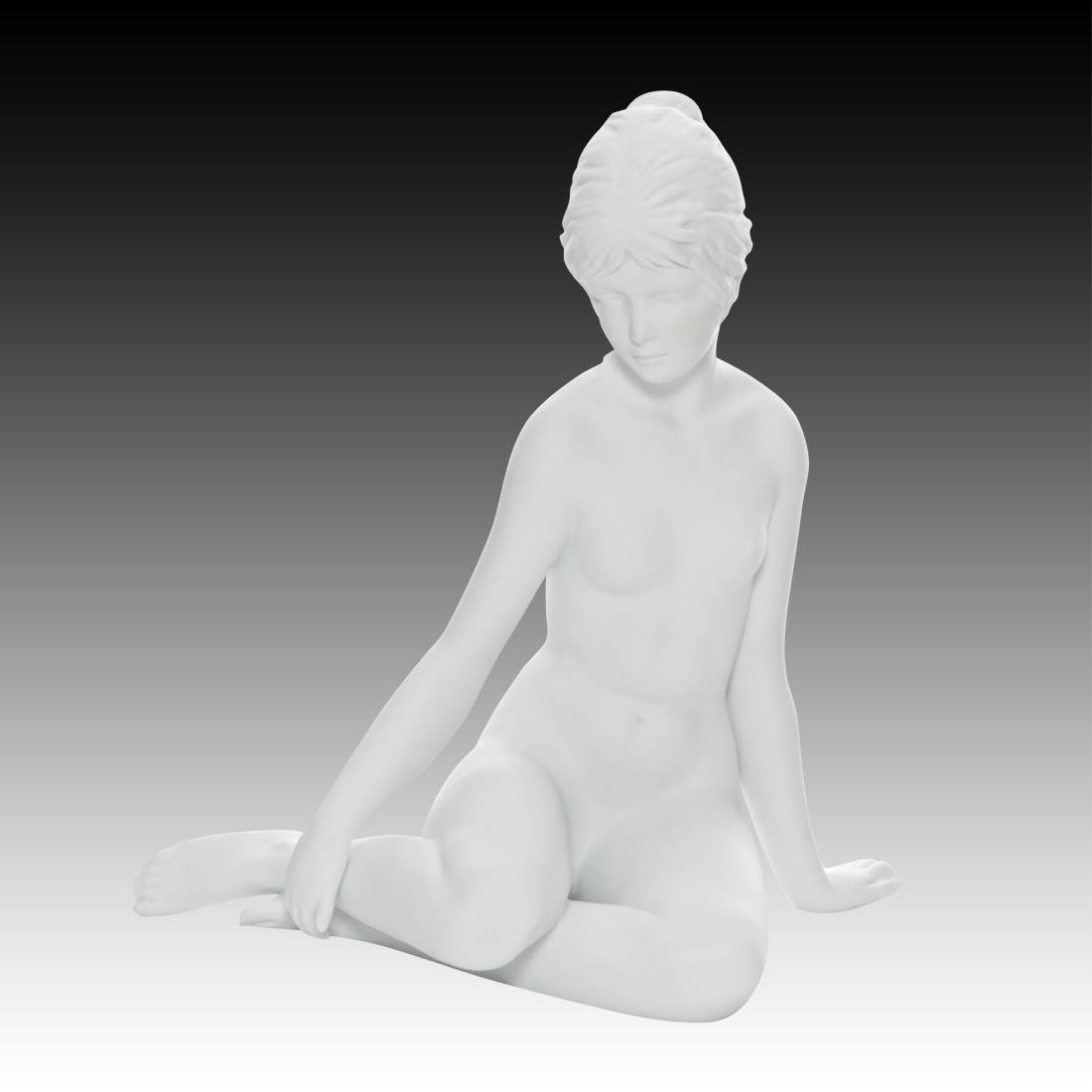 "Kaiser Nude Female Figurine ""Daydreams"""