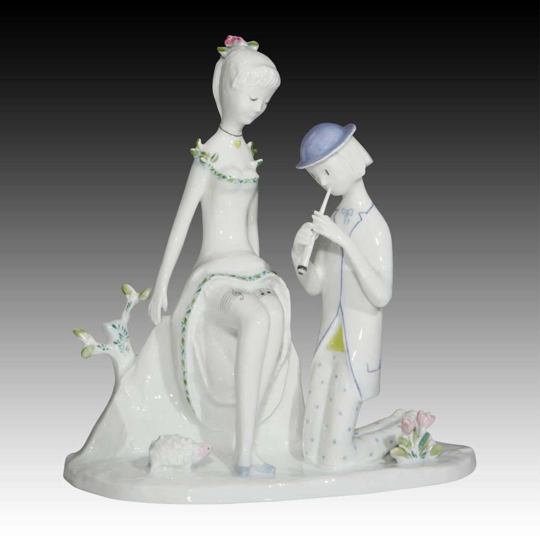 Rosenthal Studio Line Group Woman and Man