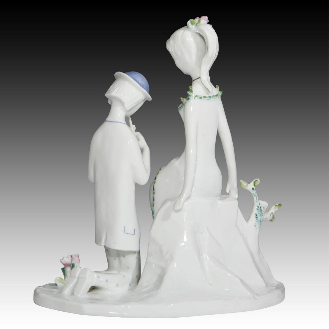 Rosenthal Studio Line Group Woman and Man - 2