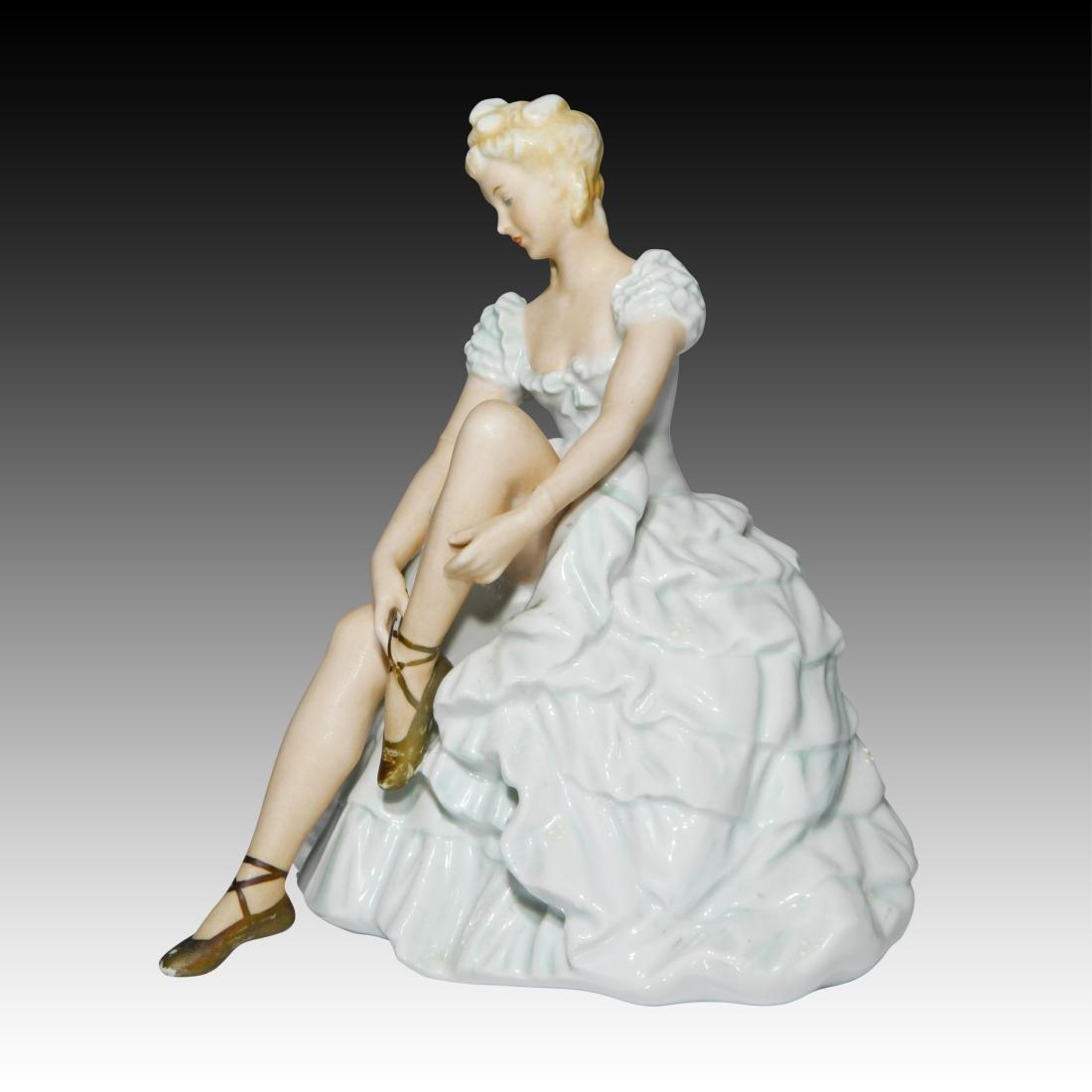 Schaubach Kunst Female Ballet Dancer