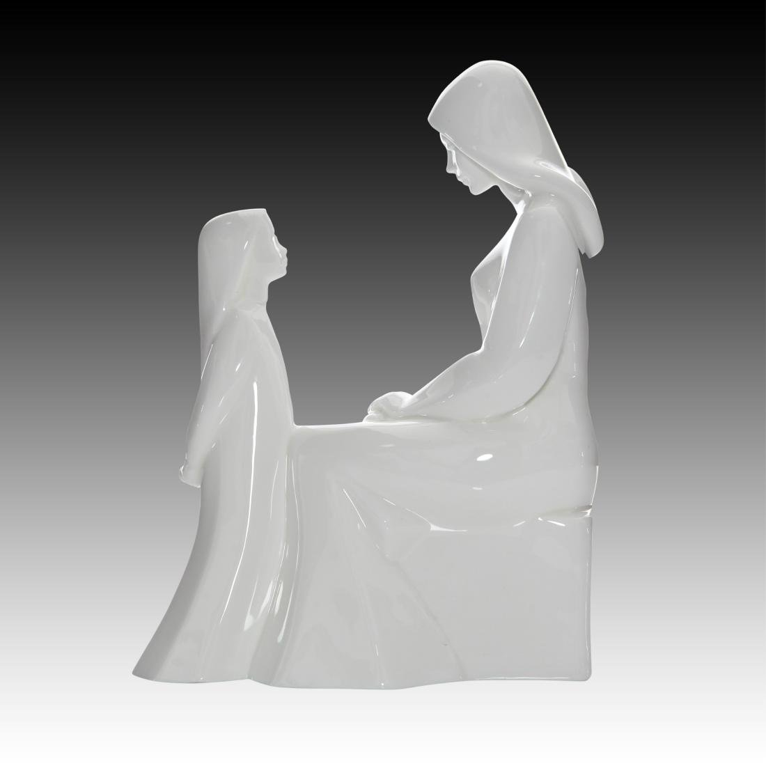 "Royal Doulton ""Mother and Daughter"" HN2841"