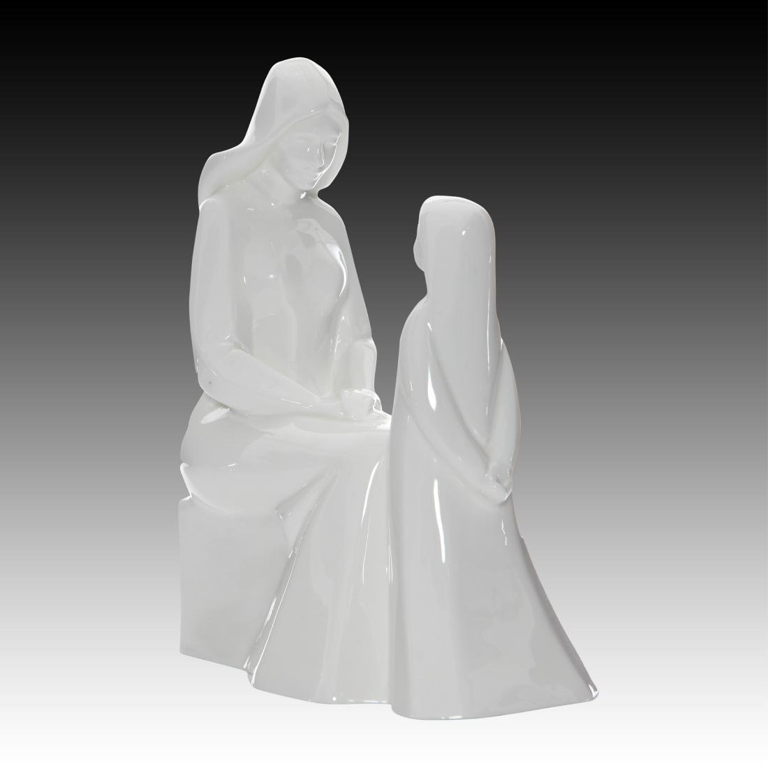 "Royal Doulton ""Mother and Daughter"" HN2841 - 2"