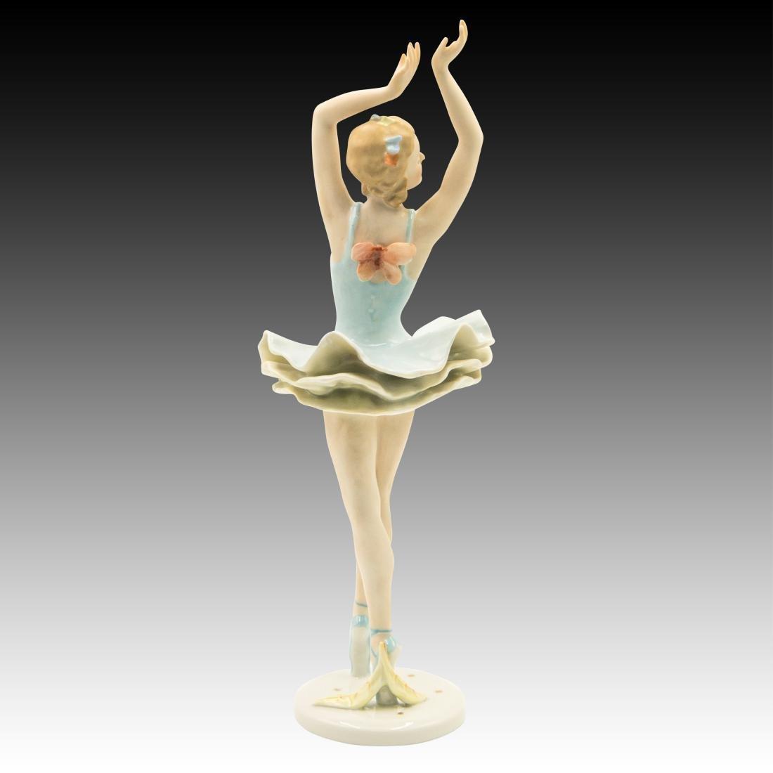 Rosenthal Ballerina with Butterflies Figurine - 3