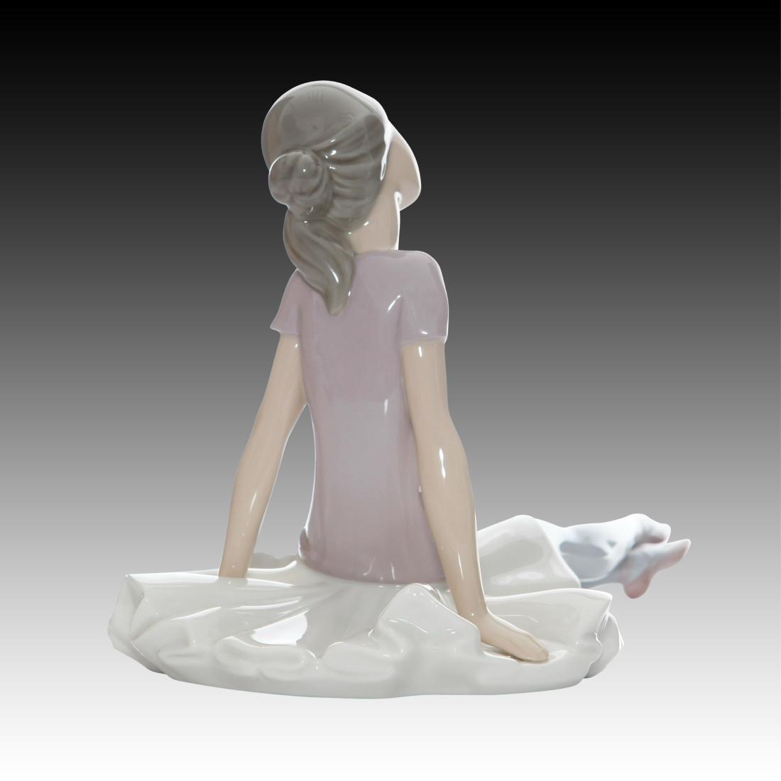"Lladro Ballerina Dancing Figurine ""Phyllis"" # 1356 - 2"