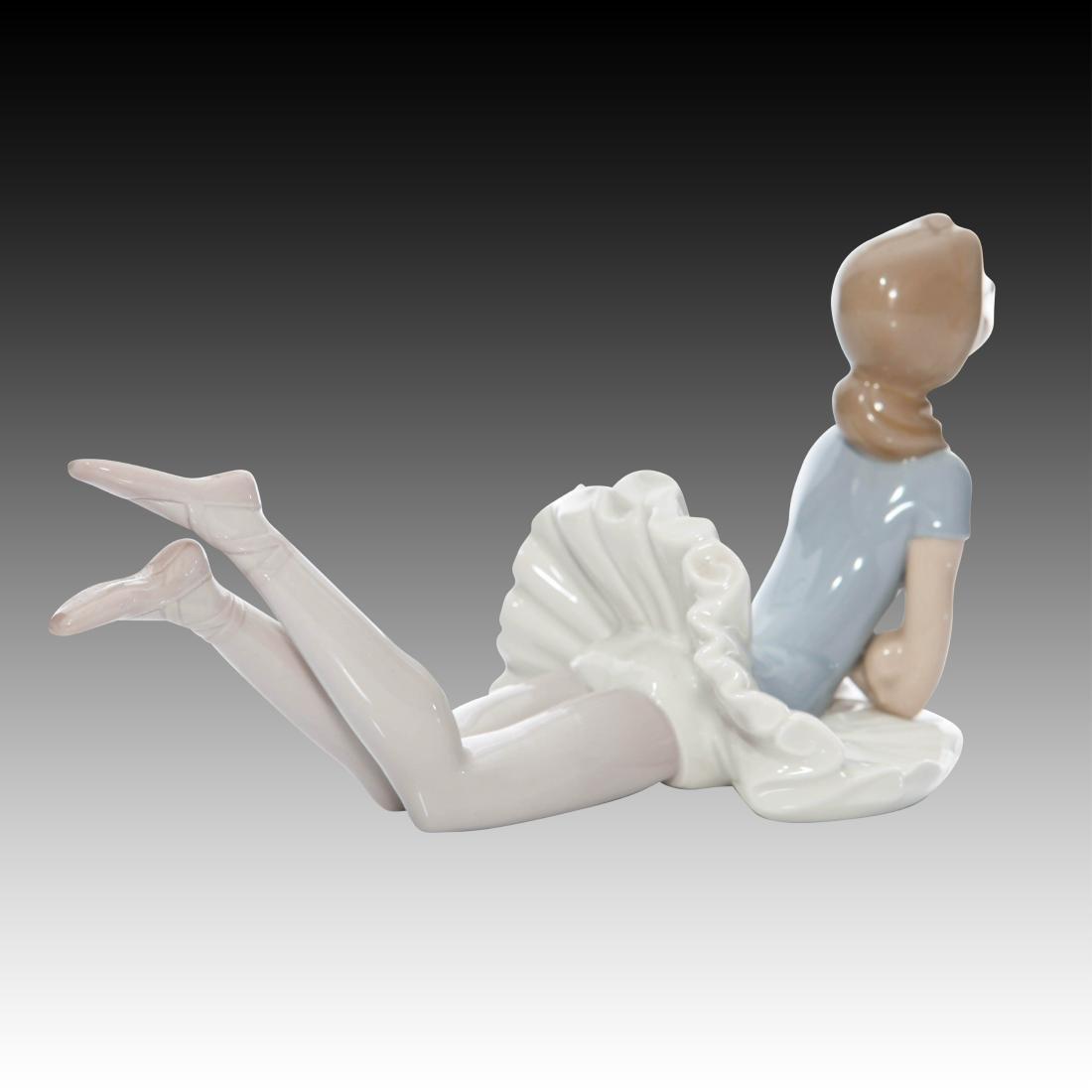 """Lladro Ballerina Dancer Figurine """"Heather"""" # 1359 - 2"""