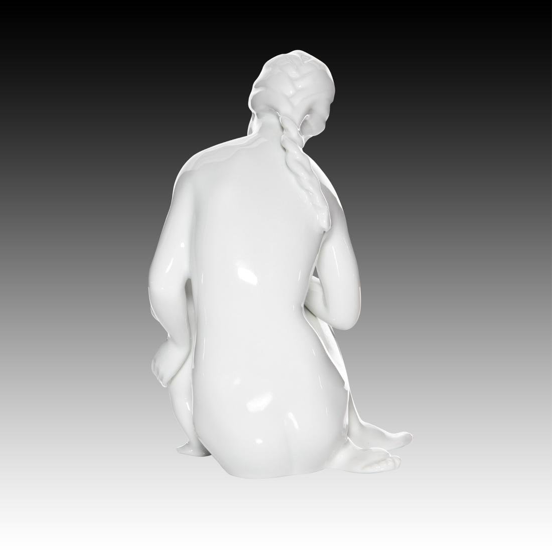 Royal Dux Mother and Child Figurine - 2