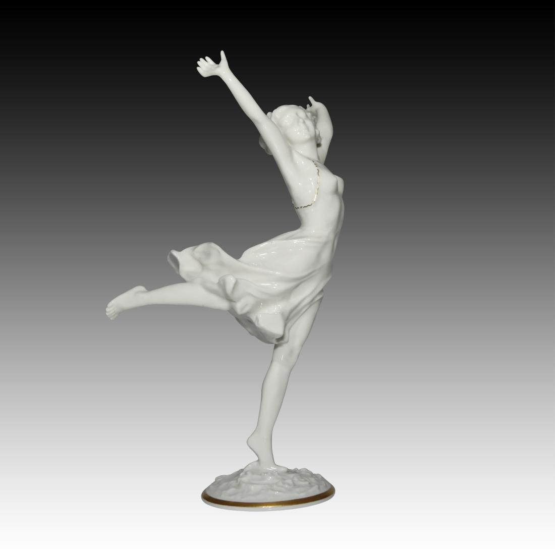 Hutschenreuther Art Deco Figurine Dancing - 2
