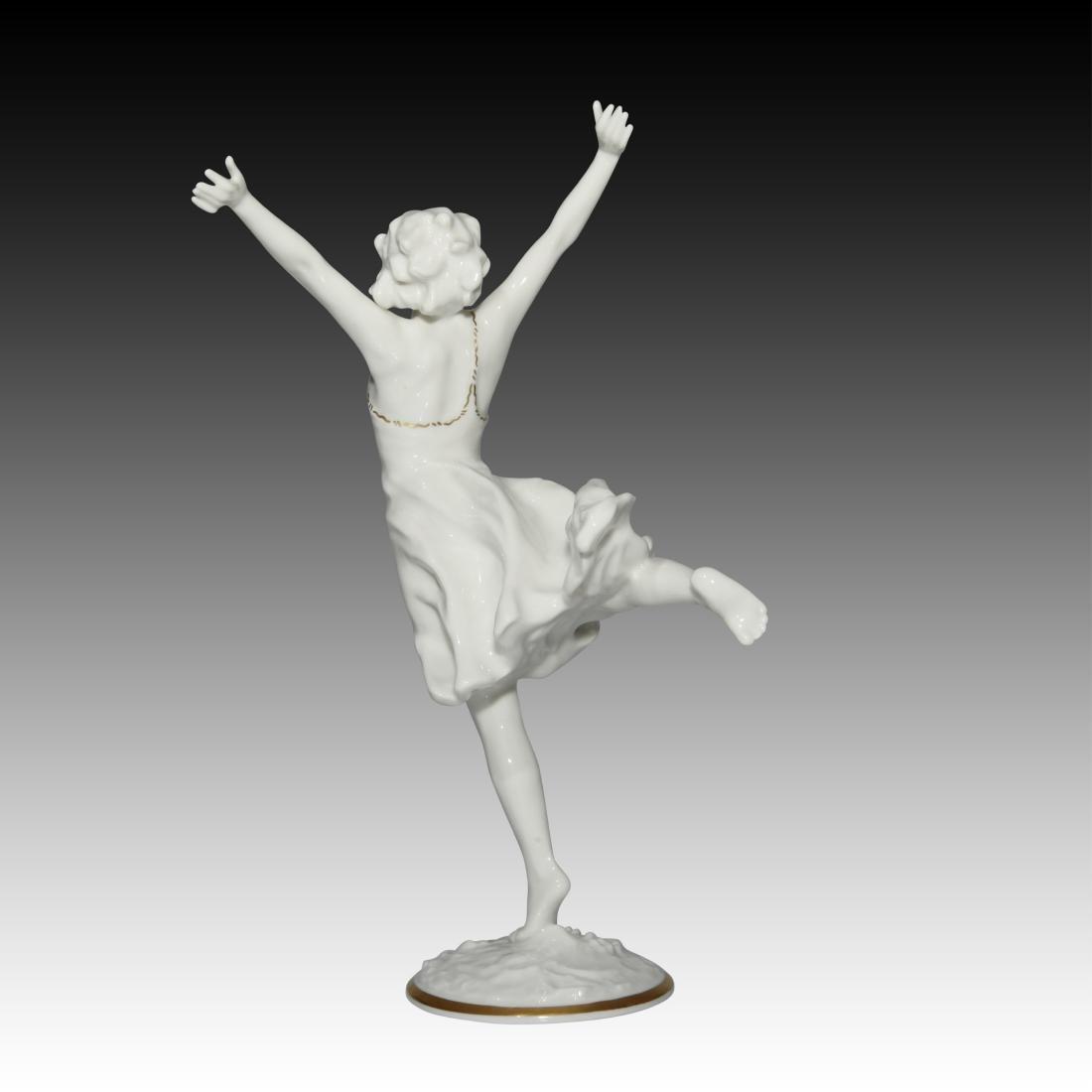 Hutschenreuther Art Deco Figurine Dancing - 3