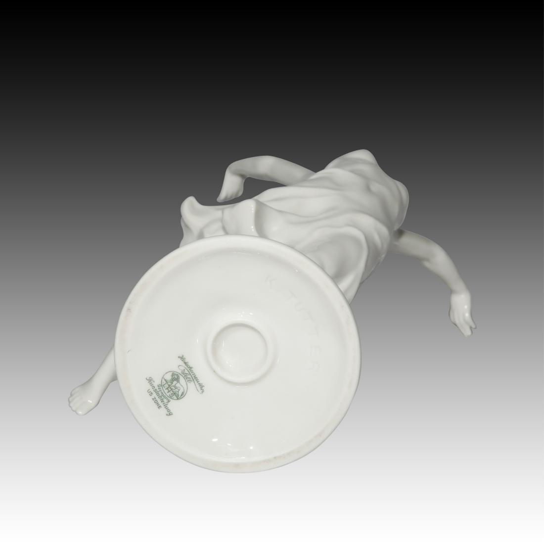 Hutschenreuther Art Deco Figurine Dancing - 4