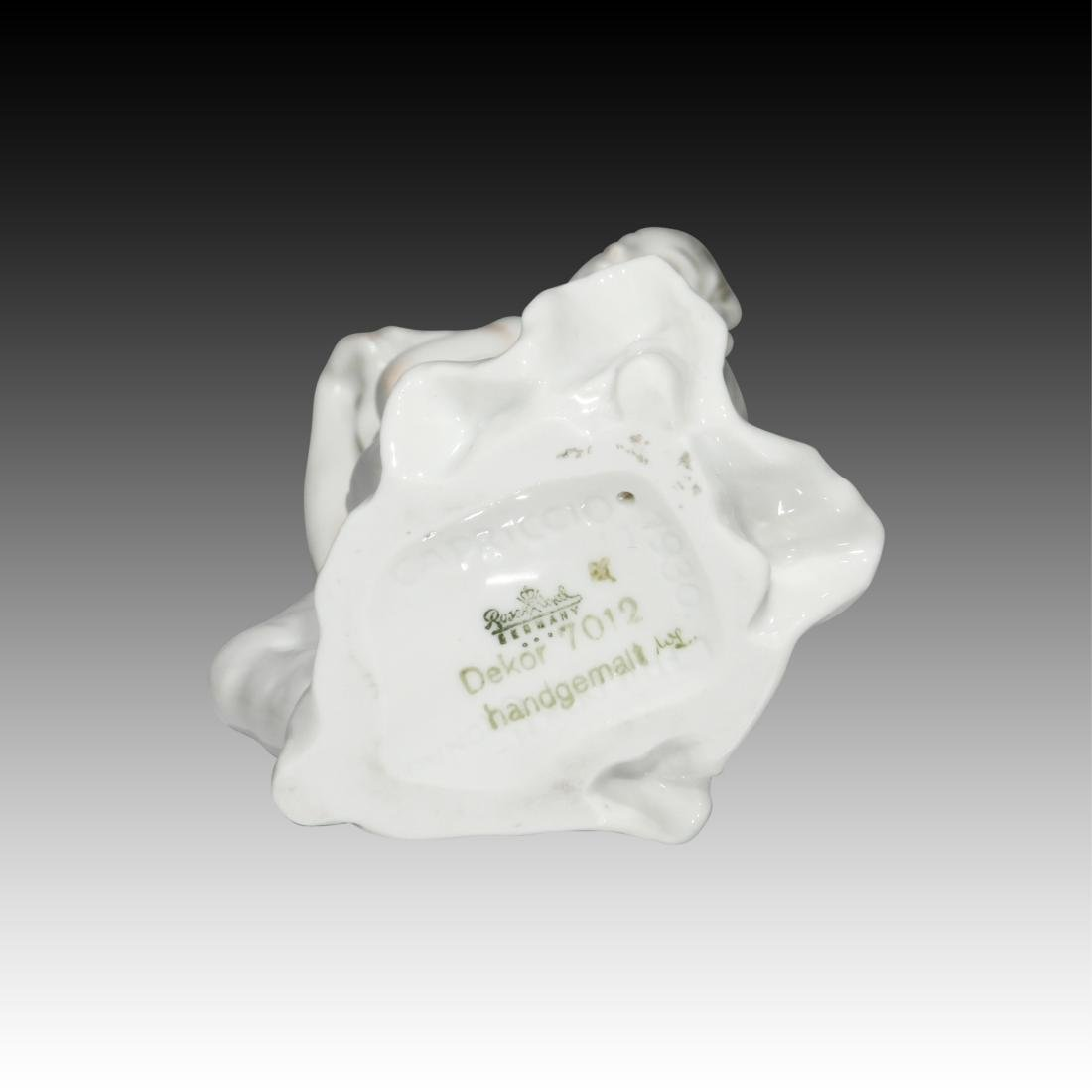 Rosenthal Blanc de Chine Figurine Wearing a Veil - 3