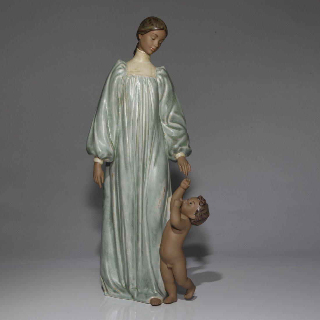 """Lladro """"Loving Steps"""" Figurine 2452"""