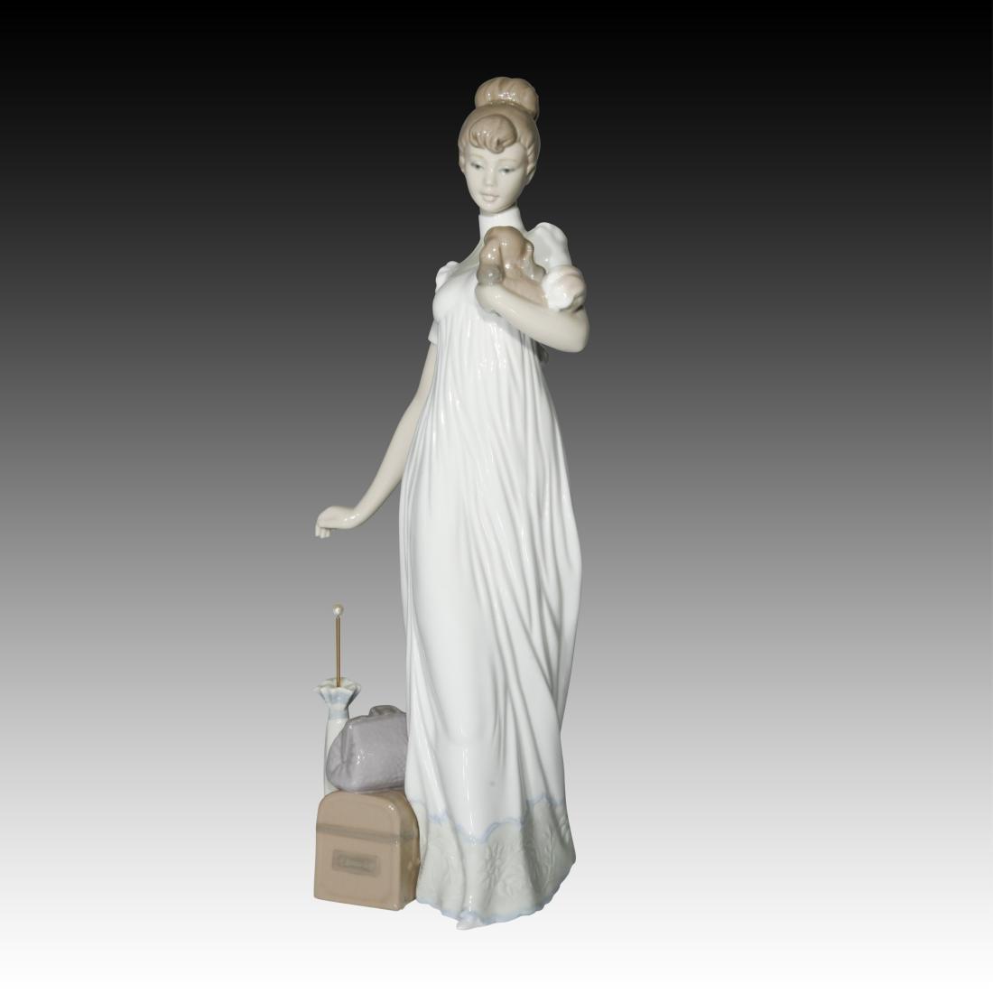 "Lladro ""Traveling Companions"" Figurine 6753"