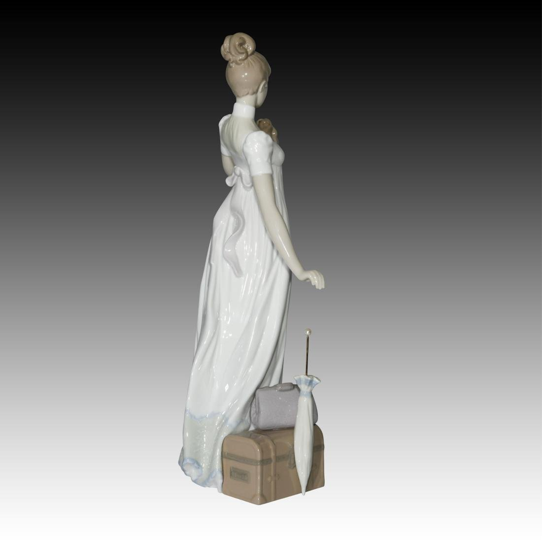 "Lladro ""Traveling Companions"" Figurine 6753 - 2"