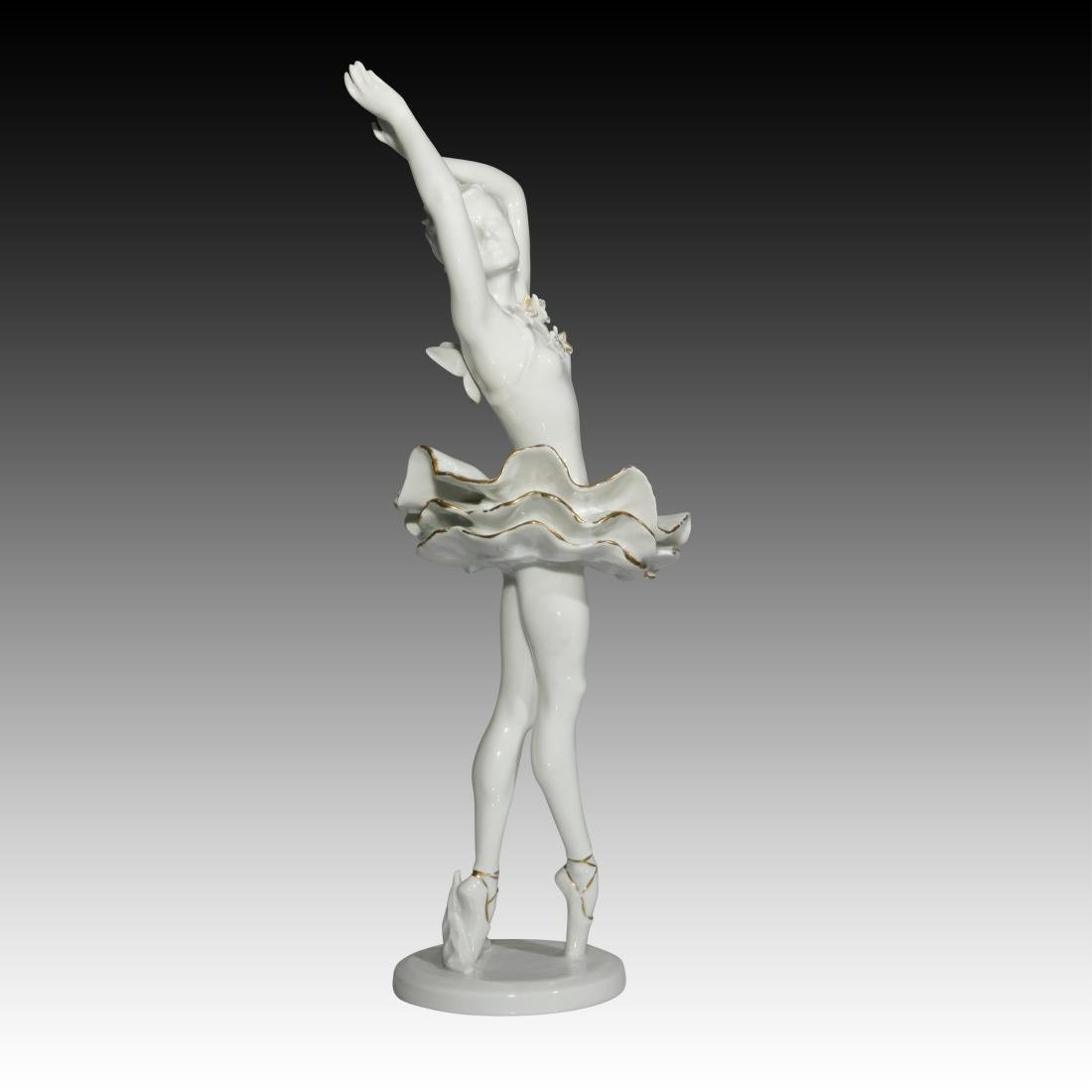 Rosenthal Female Ballerina Figurine