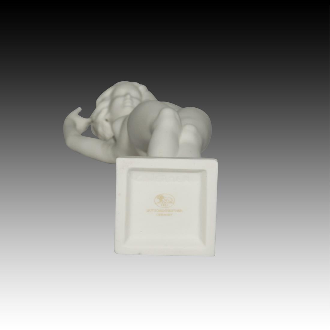 """Hutschenreuther """"Diosa del Sol"""" Figurine - 3"""