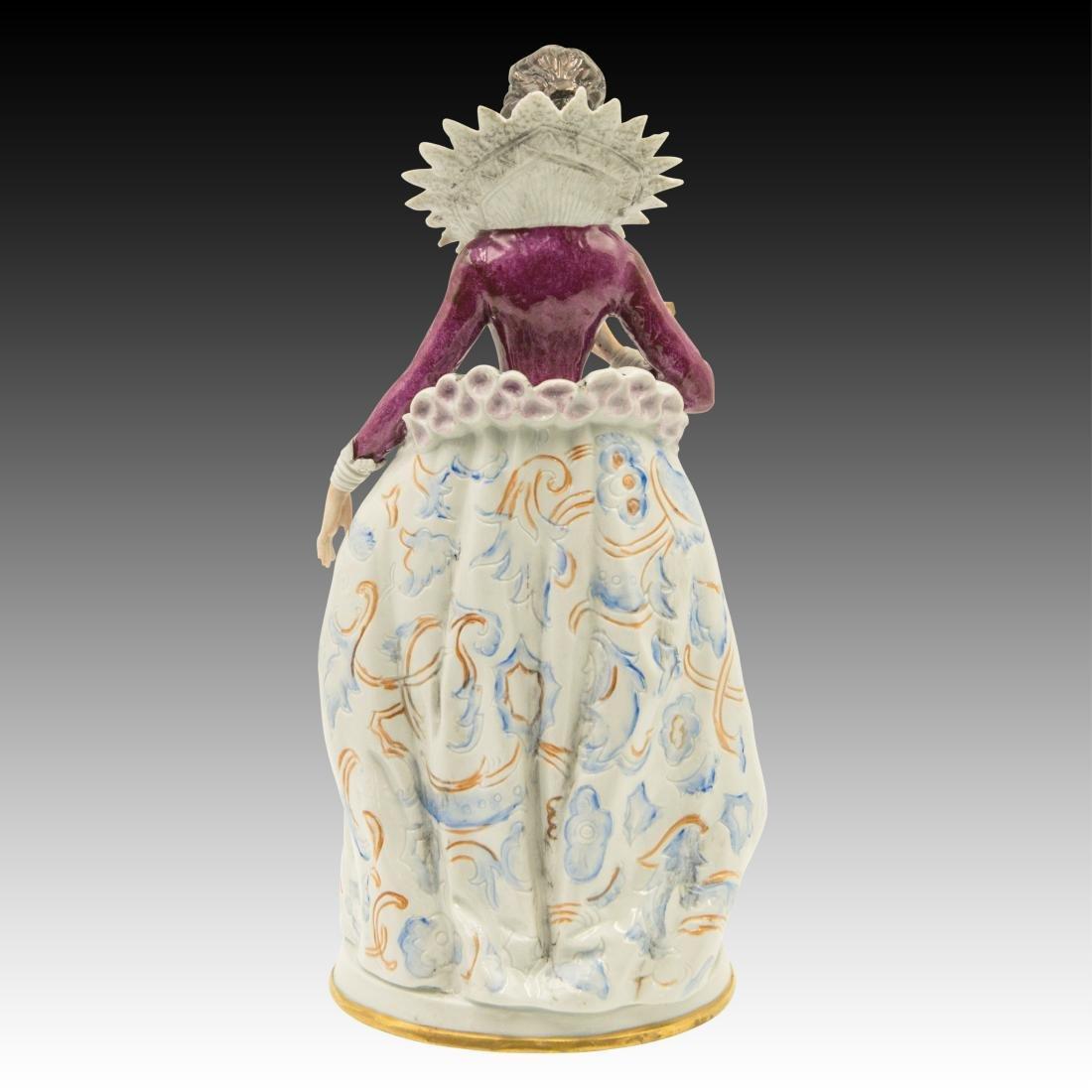 """""""Costume du Temps de Henri IV"""" Figurine - 3"""