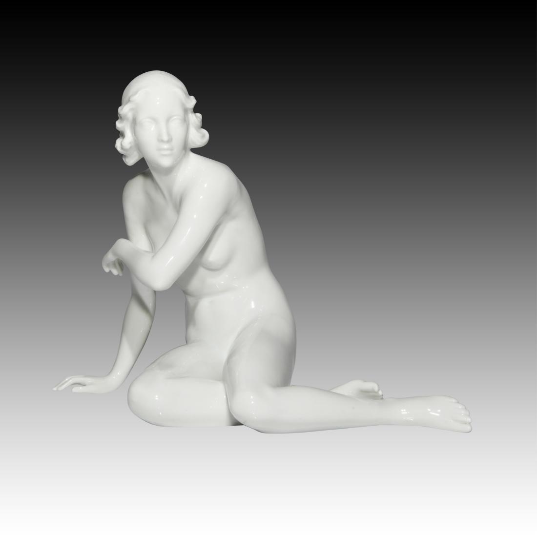 Rosenthal Nude Blanc de Chine Figurine