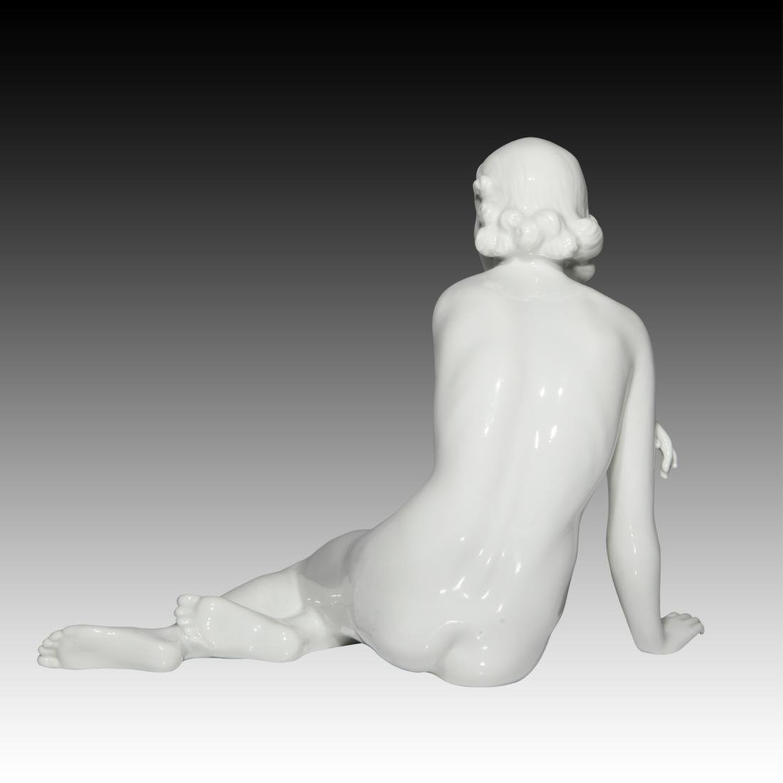 Rosenthal Nude Blanc de Chine Figurine - 2
