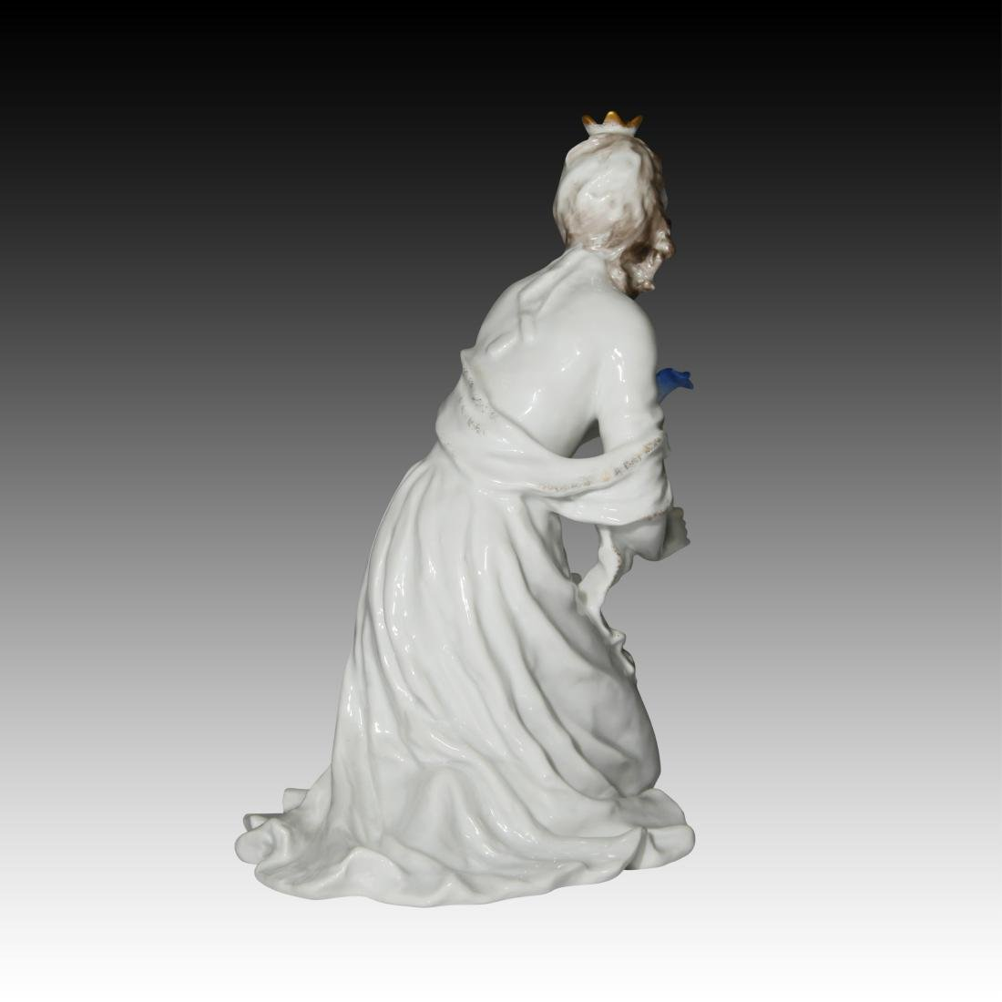 Rosenthal Figurine Princess with Flower # 7012 - 3