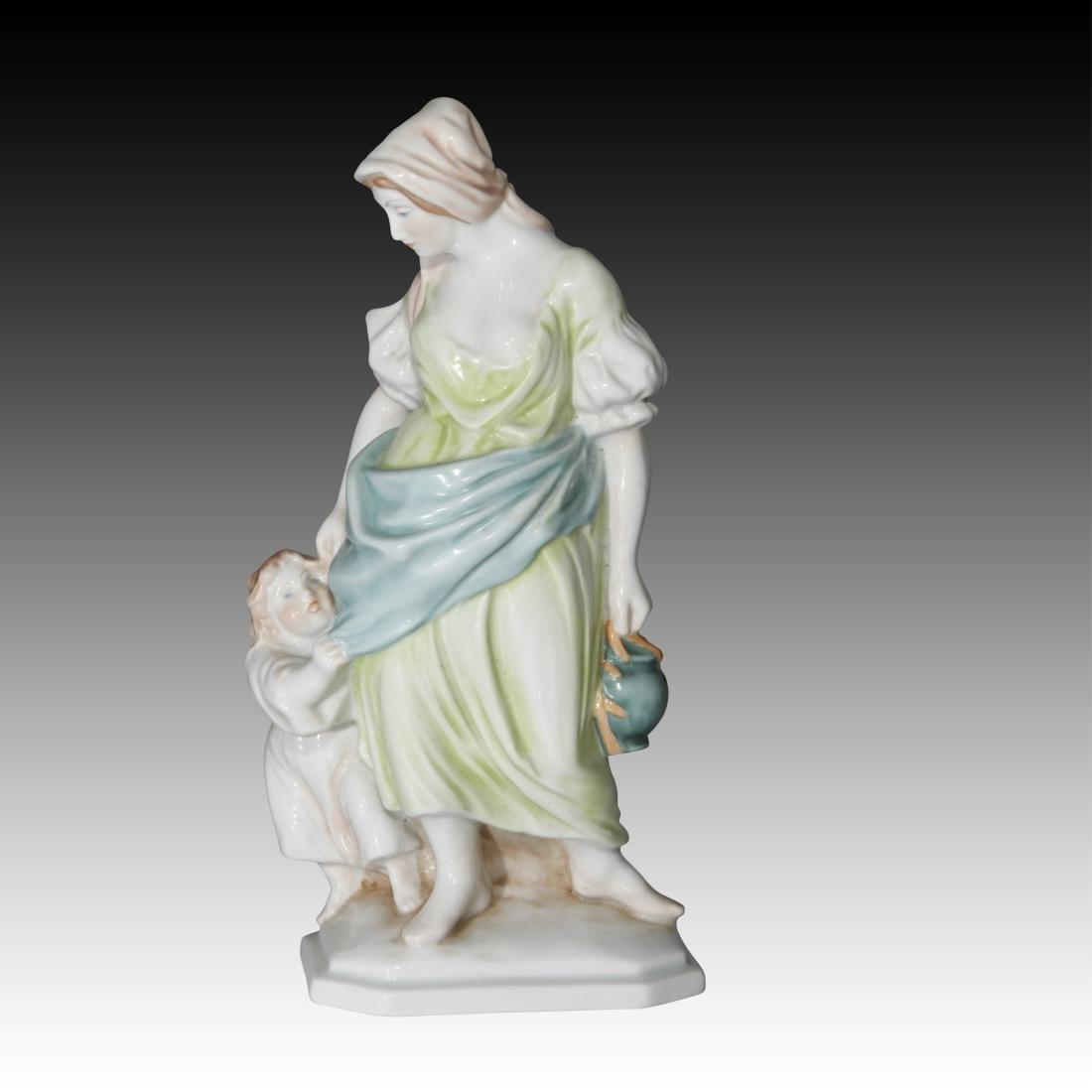 Herend Motherhood Figurine