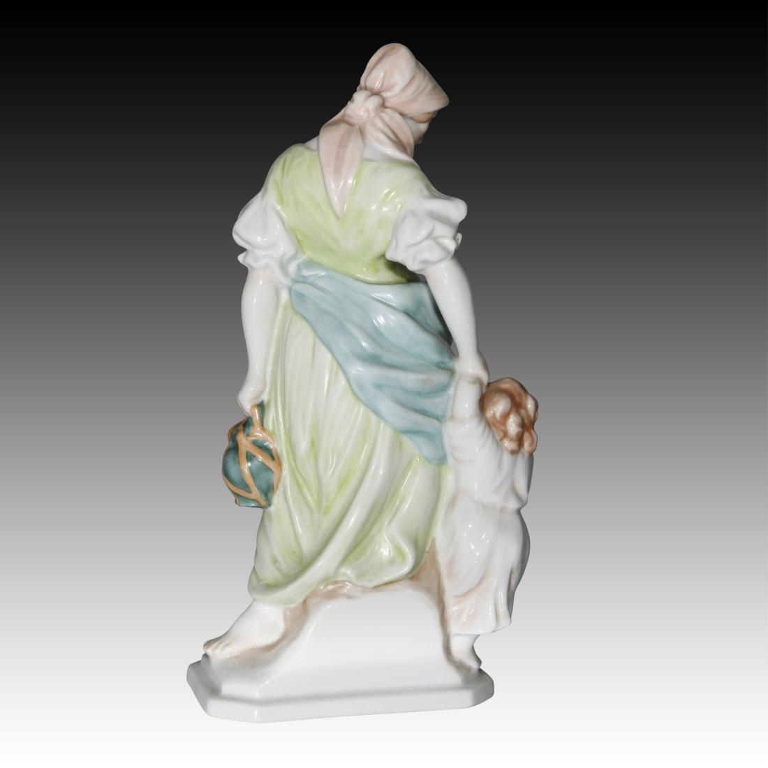Herend Motherhood Figurine - 2